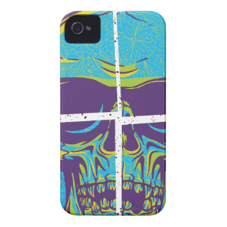 Wellcoda Epic Party DJ Skull Dead Summer Case-Mate iPhone 4 Cases