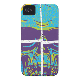 Wellcoda Epic Party DJ Skull Dead Summer iPhone 4 Case-Mate Cases