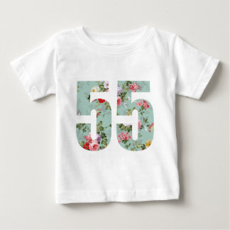 Wellcoda Flower Power 55 Swag Wild Plant Baby T-Shirt