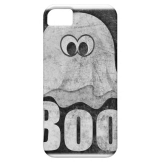 Wellcoda Funny Spooky Ghost Comedy Face Case For The iPhone 5
