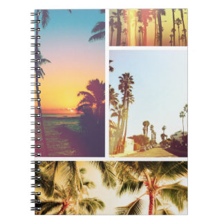 Wellcoda Holiday Summer Fun Sunshine Break Spiral Note Book