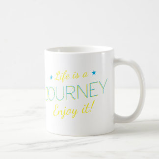 Wellcoda Life Is A Journey Enjoy The Ride Coffee Mug
