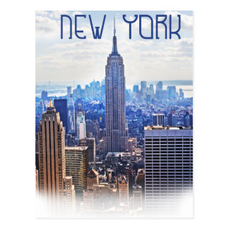 Wellcoda New York City NYC USA Urban Life Postcard