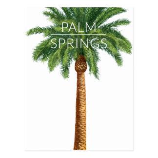 Wellcoda Palm Springs Holiday Summer Fun Postcard