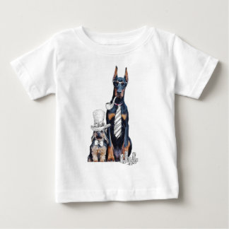 Wellcoda Swag Funny Party Dog Puppy Love Baby T-Shirt
