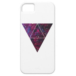 Wellcoda Universe Of Triangles Space Life Case For The iPhone 5