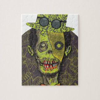 Wellcoda Zombie Dead Monster Scary Creepy Jigsaw Puzzle