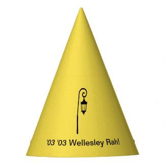 Wellesley '03 Party Hat