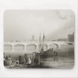 Wellesley Bridge, Limerick, Ireland Mouse Pad