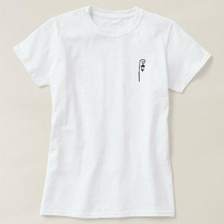 Wellesley college lamppost women's t front pocket T-Shirt