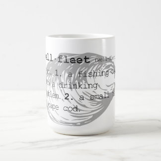Wellfleet Definition Coffee Mug