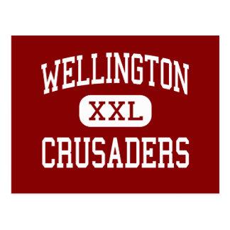 Wellington - Crusaders - Senior - Wellington Postcard