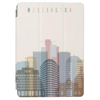 Wellington, New Zealand   City Skyline iPad Air Cover