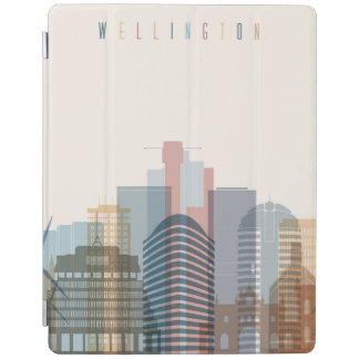 Wellington, New Zealand   City Skyline iPad Cover