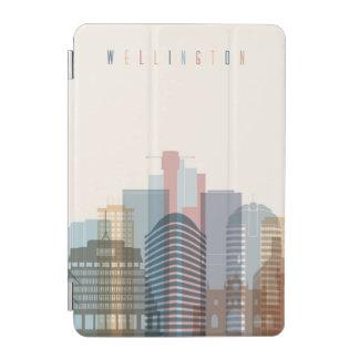 Wellington, New Zealand   City Skyline iPad Mini Cover