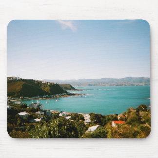 Wellington New Zealand Mousepad