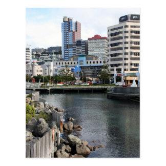 Wellington Postcard