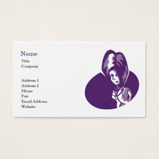 Wellness Business Card Template
