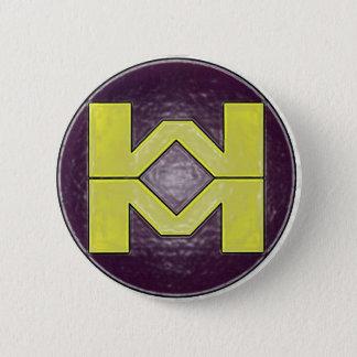 Wellness Man Pin