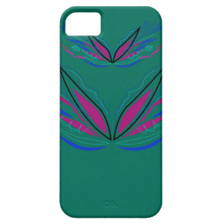 Wellness mandala Green eco iPhone 5 Case