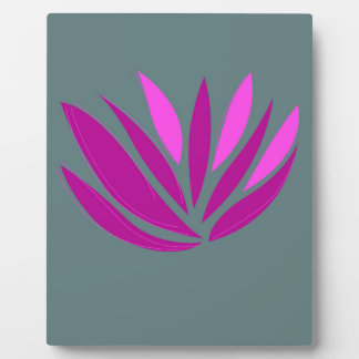 Wellness mandala Pink, jpg ethno edition Plaque