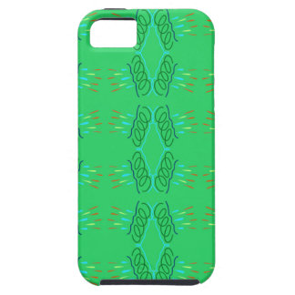 Wellness mandalas Green eco Case For The iPhone 5