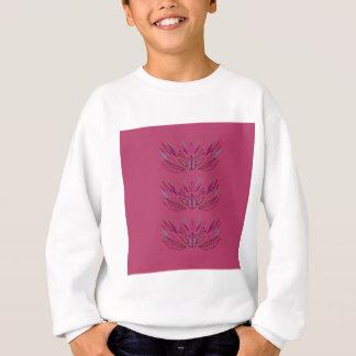 Wellness mandalas pink sweatshirt