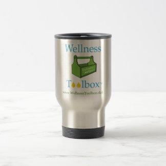 Wellness Toolbox Club Travel Mug