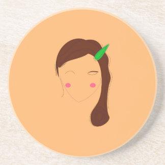 Wellness woman asia on gold coaster