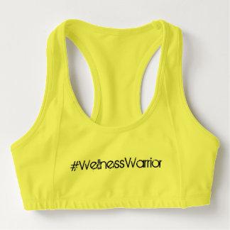 #WellnessWarrior Tropicana Sports Bra