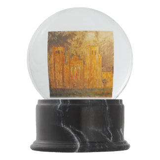 Wells Cathedral Snow Globe