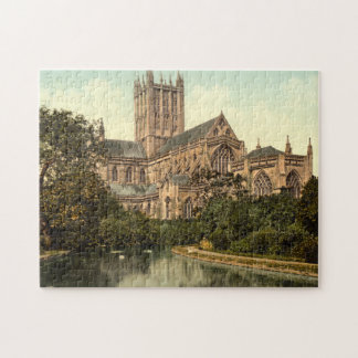 Wells Cathedral, Somerset, England Jigsaw Puzzle