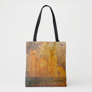 Wells Cathedral, Somerset, UK - Impression Tote Bag