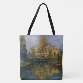 Wells Cathedral - UK Tote Bag