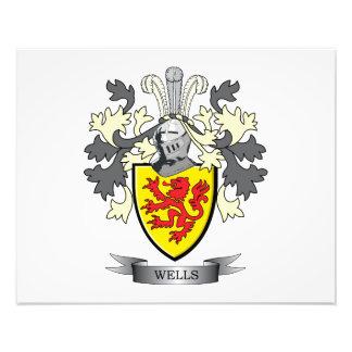 Wells Coat of Arms Photo Print