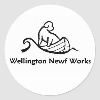 welly works sticker