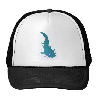 Wels catfish mesh hat