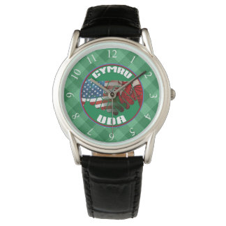 Welsh American Wales USA Watch