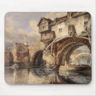 Welsh Bridge At Shrewsbury Mouse Pad