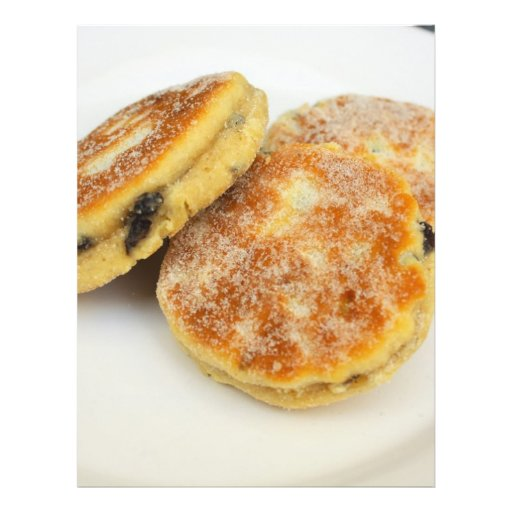 welsh cakes flyers