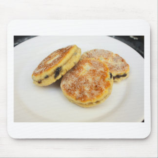 welsh cakes mouse pad