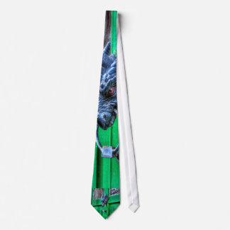 Welsh Cast Iron Dragon Head Door-knocker Tie