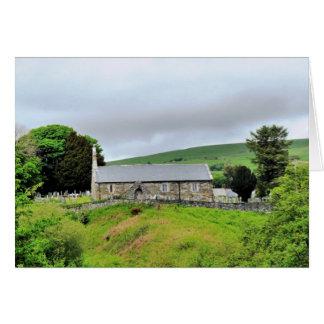 WELSH CHURCHES UK CARD