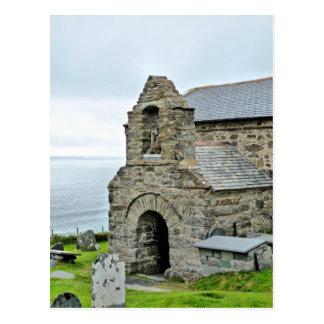 WELSH CHURCHES UK POSTCARD