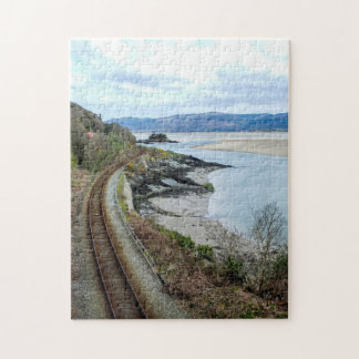 Welsh Coastal Railway Puzzle