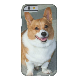 Welsh Corgi Barely There iPhone 6 Case
