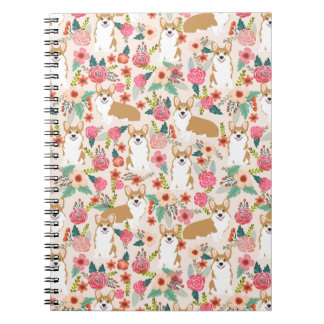 Welsh Corgi journal notebook dog stationery