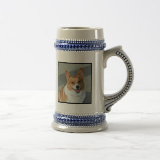 Welsh Corgi mug