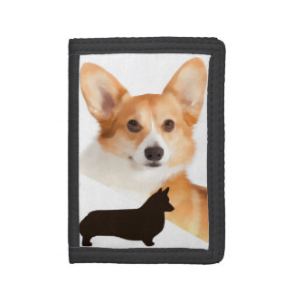 Welsh Corgi (Pembroke) Wallet