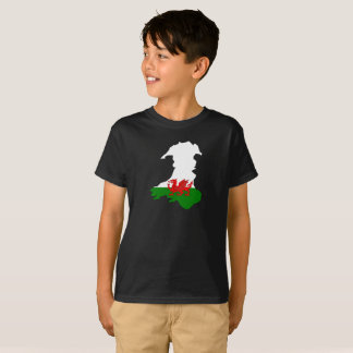 Welsh country flag T-Shirt